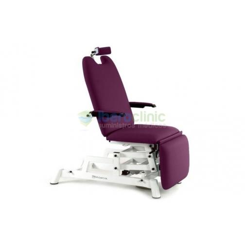 Cadeira de Oftalmologia 3 secções