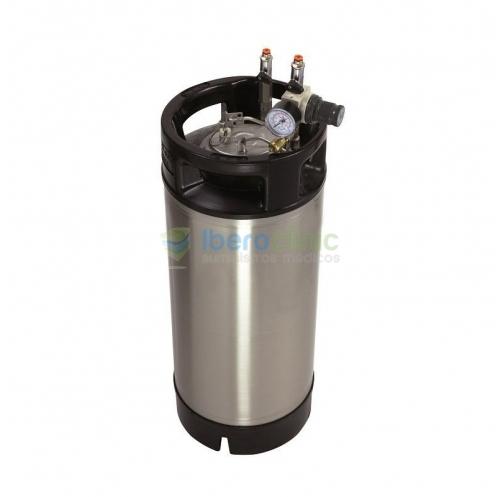Deposito para agua destilada