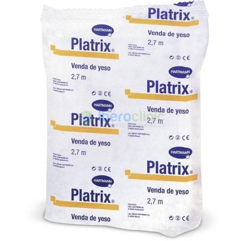 Ligaduras de gesso PLATRIX