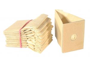 Vácuo saco de papel