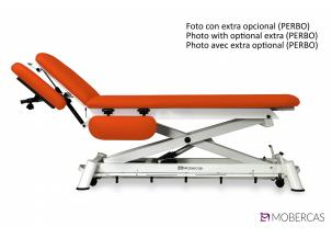 Camilla eléctrica para osteopatía de 6 secciones CE-0160-AR