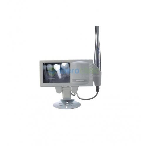 CÂMERA INTRAORAL COM MONITOR DIGITAL TECHNOFLUX 168M