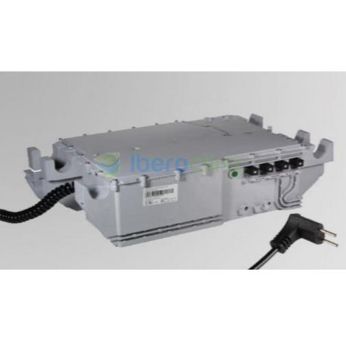Conjunto motor e alimentação DA01