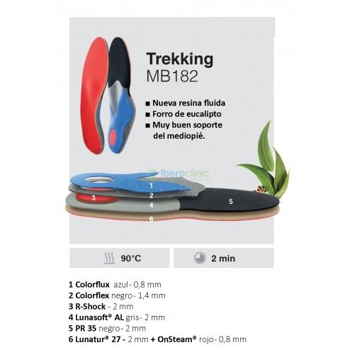 Plantilla Trekking - MB182