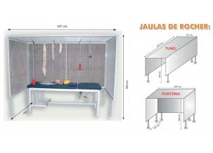 JAULA DE ROCHER