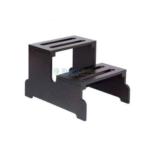 Peldaño<br>Dimensiones producto: 52,5x40x37,5 cm<br>Peso: 6,1 Kg<br>