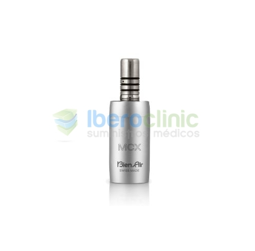 • Motor eléctrico de inducción de Bien Air <br> (Sin escobillas), spray interno y esterilizable.<br>• Velocidad máxima: 40.000
