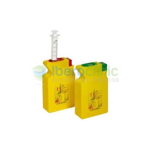 Capacidad:<br>250 ml. lote 3 u.<br>900 ml lote 2 u.<br>2 L.