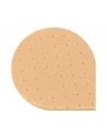 Dimensiones: 57x115 cm<br><br>TºC Thermo: 80º<br><br>Espesor: 2,5 mm<br><br>Dureza Shore A: 33